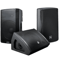 Active PA Speakers