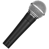 Dynamic Vocal Microphones