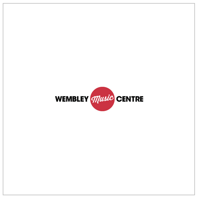 Vic Firth Nova Wembley Drum Centre Logo 7A Drum Sticks - Wood Tip