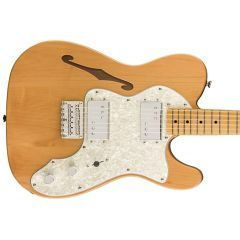 Squier Classic Vibe 70s Telecaster Thinline - Natural
