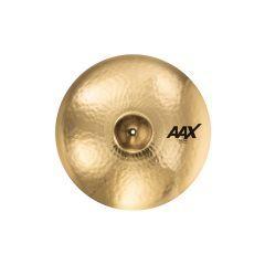 "Sabian AAX 22"" Thin Ride Cymbal - Brilliant Finish"