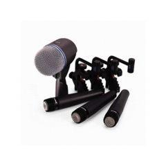 Shure DMK5752 4 Piece Drum Microphone Set