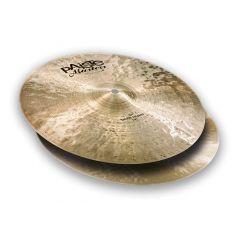 Paiste Masters Dark Hi Hat Cymbals - 14 Inch