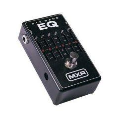 MXR 6 Band Graphic EQ Black