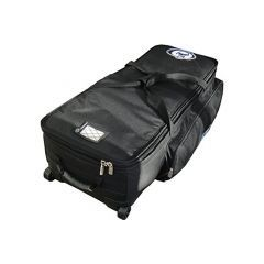 """Protection Racket 28"""" x 14"""" x 10"""" Hardware Case with Wheels"""
