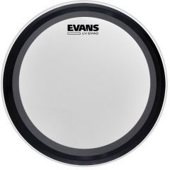 """Evans EMAD UV 20"""" Coated Bass Drum Head"""