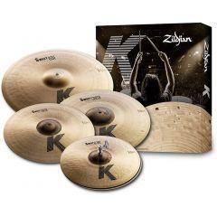 Zildjian K Sweet Pack 15/17/19/21 Cymbal Pack - Main