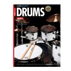 Rockschool Drums Grade 5 2012-2018 (Book)