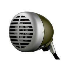 Shure 520 DX Harmonica Mic 'The Green Bullet'