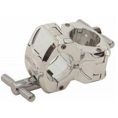 Gibraltar Road Series Chrome Right Angle Tube Clamp