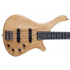 Soundsation SWB-600 Electric Bass Guitar - Natural - Main