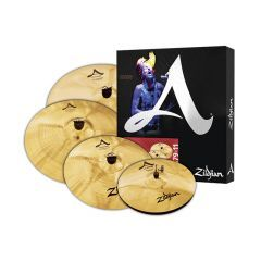 Zildjian A Custom Cymbal Box Set With Free 18 Inch Crash Cymbal