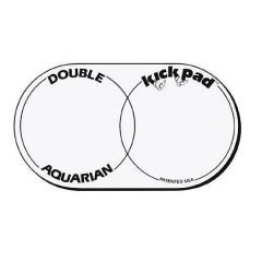 quarian Double Bass Drum Batter Impact Pad