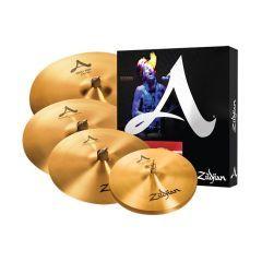 Zidljian Avedis A391 Cymbal Box Set With Free 18 Inch Crash Cymbal