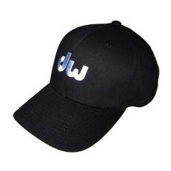 DW Flex-Fit Cap / Small / Medium (Black)