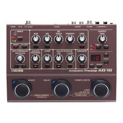 Boss AD-10 Acoustic Preamp Acoustic Guitar Effects