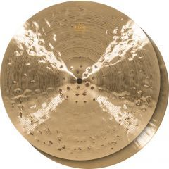 """Meinl Byzance Foundry Reserve 15"""" Hi Hat Cymbals - Traditional Finish - Main"""