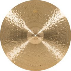 """Meinl Byzance Foundry Reserve 22"""" Ride Cymbal - Traditional Finish"""