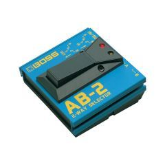 Boss AB2 2-Way Selector Footswitch