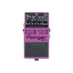 Boss BF-3 Guitar/Bass Flanger Effects Pedal