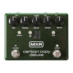 MXR Carbon Copy Deluxe Analog Delay Pedal - M292