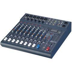 Studiomaster Club XS 10 Channel Mixer