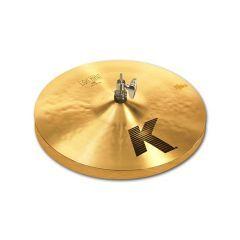 Zildjian K0926 16 Inch K Light Hi-Hat Cymbals - Traditional