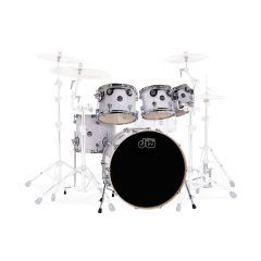 DW Performance Series 4-Piece Shell Pack - White Marine Pearl