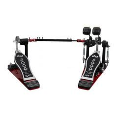 DW 5000 Series 5002AD4 Double Bass Pedal - Extended Footboard