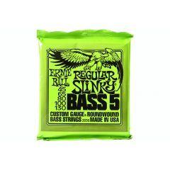 Ernie Ball Regular Slinky 5-string Bass Strings