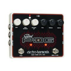 Electro Harmonix Soul POG Octave Drive Pedal