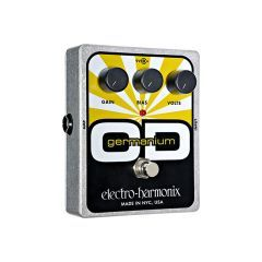 Electro-Harmonix Germanium OD Overdrive Electric Guitar Effects Pedal