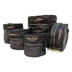 Tourline Pro American Sizes Drum Case Bag Set