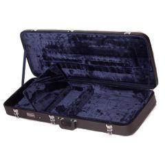 Freestyle Jaguar / Jazzmaster ABS Style Electric Guitar Hard Case