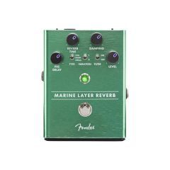 Fender Marine Layer Reverb Guitar Effects Pedal