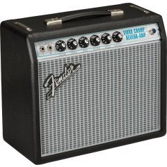 Fender '68 Custom Vibro Champ Reverb Guitar Amplifier - Main
