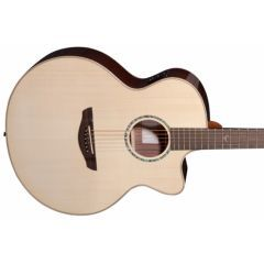 Faith FJCEHG Jupiter HiGloss Electro Acoustic Guitar - Main