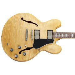 Gibson ES-335 Figured Electric Guitar - Antique Natural - Main