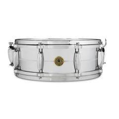 "Gretsch 14 x 5"" Chrome Over Brass Snare Drum"