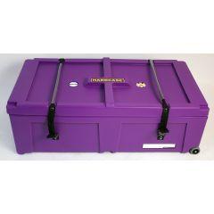 "Hardcase 36 x 18 x 12"" Hardware Case - Purple"