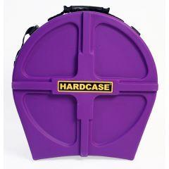 "Hardcase HNP14SPU 14"" Snare Drum Case - Purple"