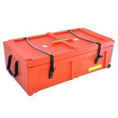 """Hardcase 36"""" x 18"""" x 12"""" Hardware Case - Orange"""