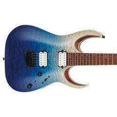 Ibanez RGA42HPQM-BIG RGA Series Electric Guitar - Blue Iceberg Gradation - Thumb