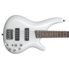 Ibanez SR300E Electric Bass Guitar - Powder White - Thumb