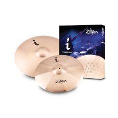 "Zildjian I Series Expression Cymbal Pack 1 - 14"" Trash Crash & 17"" Crash Cymbals"