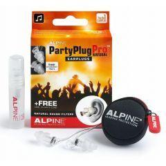 Alpine PartyPlug Pro Earplugs - 1 Pair
