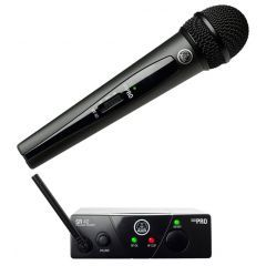 AKG WMS40 Mini Wireless Vocal Microphone Set ISM3