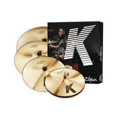 Zildjian K Custom Dark Cymbal Box Set - KCD900