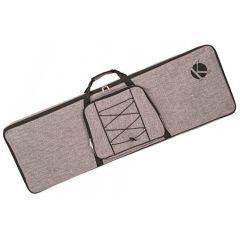 Kinsman Ultima Foam Protected Bass Case - Grey