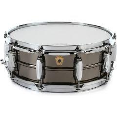 "Ludwig Black Beauty Classic Lug Supra-Phonic 14 x 5"" Snare Drum"